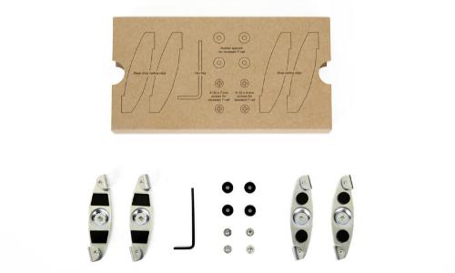 Meraki T-Rail Channel Adapter Mount Kit