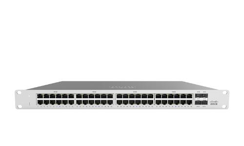 Meraki MS120-48FP 1G L2 Cld Managed 48x GigE 740W PoE Switch