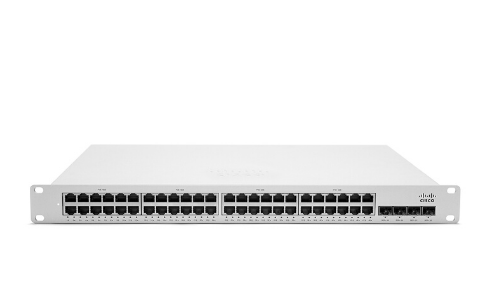 Meraki MS350-48 L3 Stck Cld-Mngd 48x GigE Switch